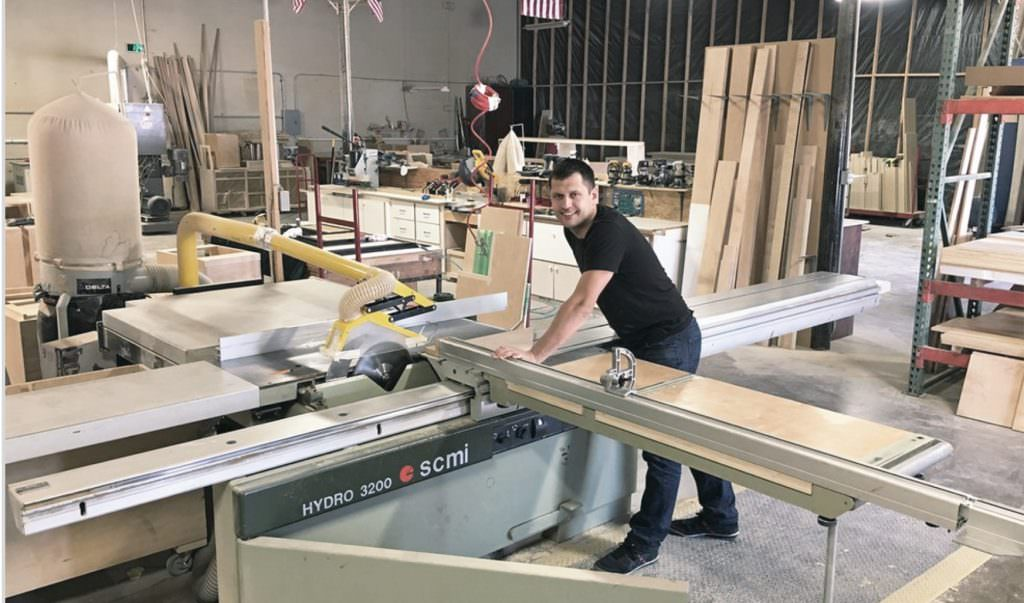 Sacramento's top-rated modern cabinet maker